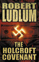 """VERY GOOD"" The Holcroft Covenant, Robert Ludlum, Book"