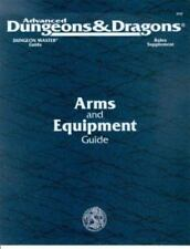 Arms & Equipment Guide (AD&D 2nd Ed Rules Supplement, DMGR3) by TSR Staff