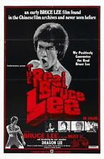 THE REAL BRUCE LEE 1973 Documentary Biography Movie Film PC iPad INSTANT WATCH