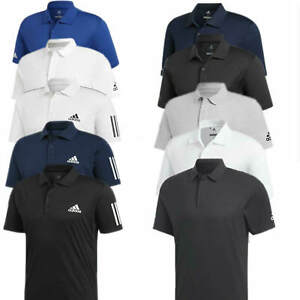 Adidas Originals Polo Performance Golf Club Must Have Mens Short Sleeve Shirts