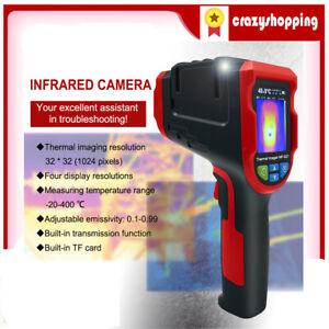 NF-521 Thermal-Imager-Camera Infrared Floor-Heating-Detector Temperature-Imaging