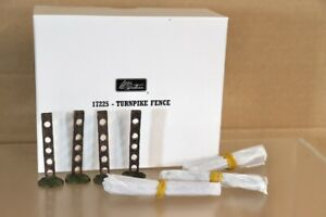 BRITAINS 17225 AMERICAN CIVIL WAR TURNPIKE FENCE for DEFENCE SCENE BOXED nv