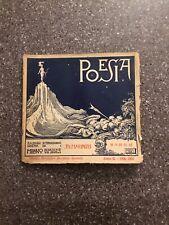 POESIA#RASSEGNA#MARINETTI#1906-07#W. B. YEATS INEDITO#ESEQUIE CARDUCCI#RARITA'