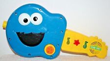 Sesame Street 2 in 1 Giggle Guitar Cookie Monster and Elmo
