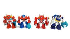 Transformers Rescue Bots Energize 4 Figure Lot Optimus Prime