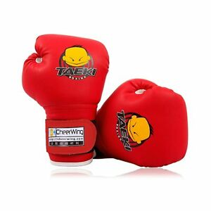 Cheerwing Kids Boxing Gloves 4oz Training Gloves for Youth and Toddler Punchi...