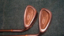 Used Lady Cobra Sand & Pitching Wedge Set Graphite Shafts  FREE SHIPPING