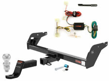 CURT Class 3 Trailer Hitch Bundle with Wiring for 2005-2015 Toyota Tacoma 13323 /& 56513