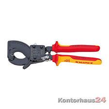 Knipex: Kabelschneider VDE 250mm mit Mehrkomponentengriff +++NEU+++