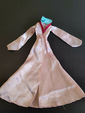 "Nice pink silk pajamas(coat rap) for 1/6(11.5"") BJD Dol"