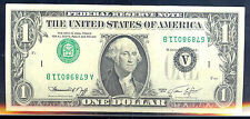 1974$1 FRN INVERTED OVER PRINT-FR#1908A-BOSTON-RARE