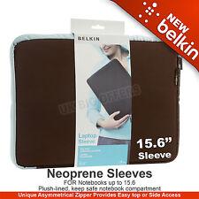 Belkin Neoprene Sleeves for Notebooks up to 15.6 F8N160eaRL NEW