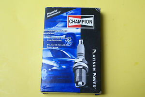New Champion Platinum Power Spark Plugs Pack/Set of 6 - Stock No. 3031