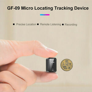 GF-09 Mini GPS Real Time Tracker Car Pet Anti-theft Spy Locator Tracking Device