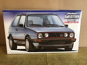 Fujimi 1/24 Volkswagen Golf GTI16V Rabbit   #1475823