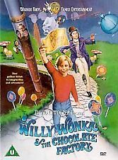Willy Wonka And The Chocolate Factory (DVD, 2005)