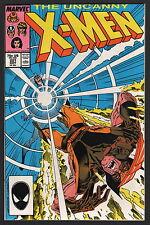 THE UNCANNY X-MEN #221, MARVEL, 1987, NM CONDITION COPY, MR. SINISTER