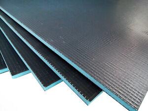 2,34m/² doitBau Bauplatte 20mm Bad XPS Hartschaumplatte Trockenbau Fliesenplatte