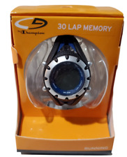 Men or Women's Champion 30 Lap Memory Watch for Runners Blue/Black NEW