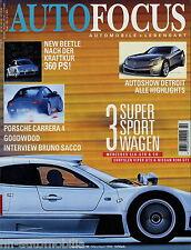 Auto Focus 2 99 1999 Audi TT Fiat 8V CLK-GTR Viper GTS-R Nissan R 390 GTI 300 SL