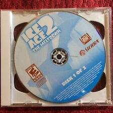 Ice Age 2: The Meltdown PC Game - CDs ONLY