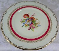 Royal Doulton Ascot Red Dinner Plate