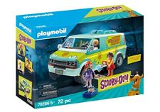Playmobil 70286 SCOOBY-DOO! Mystery Machine & 3 Characters. 72-Piece. NEW Boxed