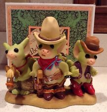 Pocket Dragons Three Tough Dragons from Texas Real Musgrave New Cowboys Le