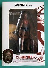 ZOMBIE LAB 1/18 Scale Action Figure #012 ZOMBIE 003