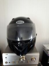 3 Motorcycle helmets + 1 motorcycle cover