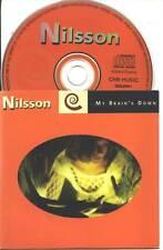 nilsson - my brain's down cd single