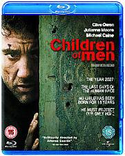 CHILDREN OF MEN BLURAY / BLU RAY CLIVE OWEN PLAYSTATION 3 PS 3