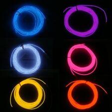 Violet 5 Mètres,3.2mm EL Câble Néon Tube Incandescent Stroboscopique par