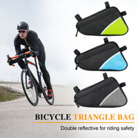 Bicycle Bag MTB Road Bike Front Tube Frame Triangle Pouch Bag Cycling Equipment