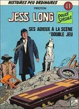 2531 - Jess Long 11. Ses adieux à la scène - Double jeu (Piroton) E.O. 1985