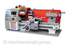 HOLZMANN MASCHINEN ED300FD Tornio per Metallo 630W - Grigio/Rosso