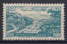 Libanon Lebanon 1948 ** Mi.396 Landschaft Landscape [st1755]