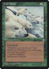 Pale Bears Ice Age PLD Green Rare MAGIC THE GATHERING MTG CARD ABUGames