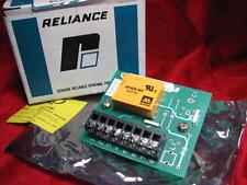 Reliance Electric 48 vdc Input Assembly Relay Assy Part # 601739-W