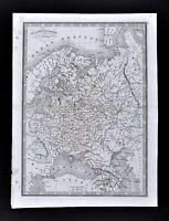 1795 NJ MAP Hackensack Fair Lawn Garfield Irvington Lambertville Leisure Knoll