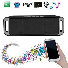Super Bass Mini Speaker Bluetooth Wireless USB/TF/AUX/Radio Outdoor Speaker