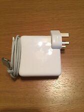 Genuino Apple 85W MagSafe adaptador de alimentación de 2 Macbook Pro Retina Display Modelo A1424