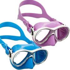 Kindertaucherbrille Cressi Marea Junior farbig 7-13 Jahre