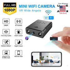 Mini Hidden Spy 1280P HD Camera Wifi Wireless Night Vision Home Security DVR US