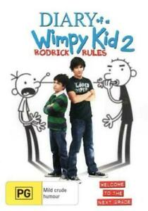 Diary Of A Wimpy Kid 2 (DVD, 2011) new, sealed