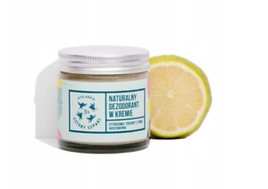 Four Starlings Cream Deodorant 60 ml Citrus Herb Natural Vegan Friendly
