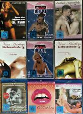 Erotik  DVD und BLU-Rays  Filme Sammlung  -  Erotic,Sex   - NEU+VERSCHWEISST!