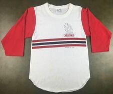 Vintage Youth 1988 St Louis Cardinals MLB Baseball Unisex T-Shirt L (14-16)