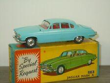 Jaguar Mark X Saloon - Corgi Toys 238 England in Box *46664