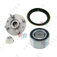 WJB Front Wheel Hub Bearing & Seal Assembly For Mazda Protege Millenia
